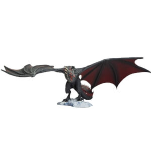 Figurine articulée Drogon, coffret Deluxe, Game of Thrones – McFarlane Toys