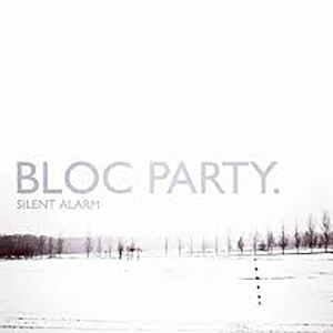 Bloc Party - Silent Alarm LP