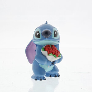 Disney Showcase Stitch Flowers 6.0cm