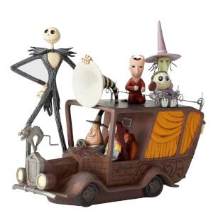 Disney Traditions Terror Triumphant (Nightmare Mayor's Car)