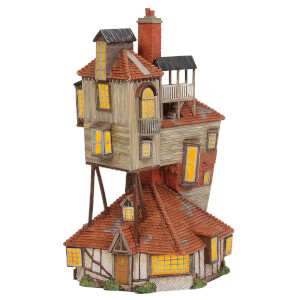 Harry Potter Village The Burrow - Weasley Family Home 23.0cm