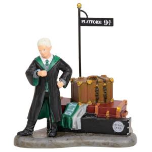 Harry Potter Village Draco Malfoy and Dobby 9.0cm
