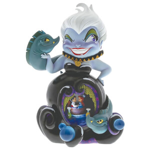 Enesco The World of Miss Mindy Presents Disney Statue Ursula (The Little Mermaid) 25 cm