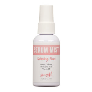 Barry M Cosmetics Serum Mist - Calming Rose