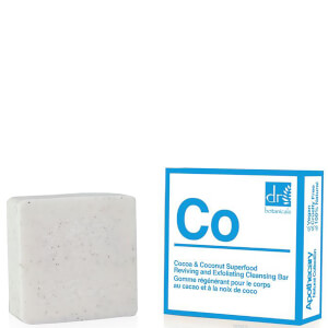 Dr Botanicals Coco & Coconut Superfood Reviving and Exfoliating Cleansing Bar (Free Gift)