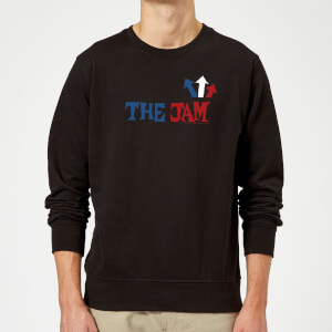 The Jam Text Logo Sweatshirt - Black