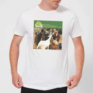 The Beach Boys Pet Sounds Men's T-Shirt - White