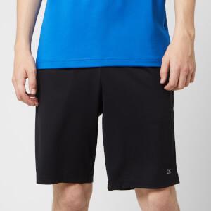 ae30a17f8f7a Calvin Klein Performance Men's Knit Shorts - CK Black
