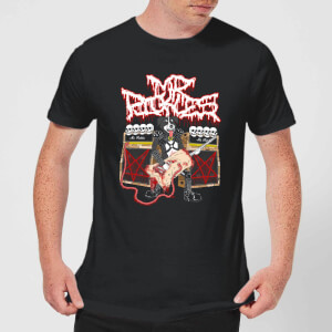 Mr Pickles Guitarist Men's T-Shirt - Black