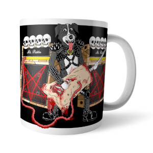 Mr Pickles Guitar Mug
