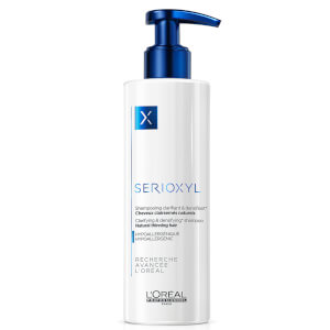 L'Oréal Professionnel Serioxyl Shampoo for Natural Thinning Hair 250ml