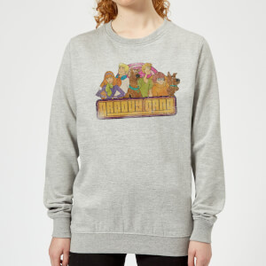 Scooby Doo Groovy Gang Women's Sweatshirt - Grey