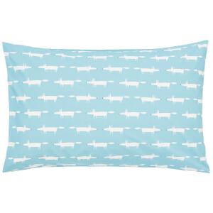 Scion Mr. Fox Standard Pillowcase Pairs - Teal