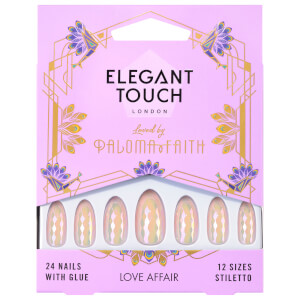 Elegant Touch X Paloma Faith Nails - Love Affair