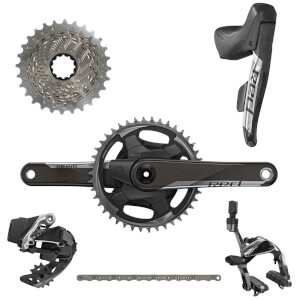 SRAM Red eTap AXS 1 x D1 Electronic Road Groupset