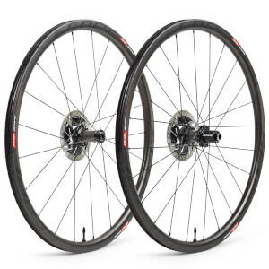 Scope R3 Disc Carbon Clincher Wheelset