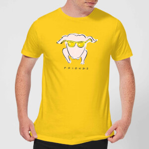 Friends Turkey Men's T-Shirt - Yellow