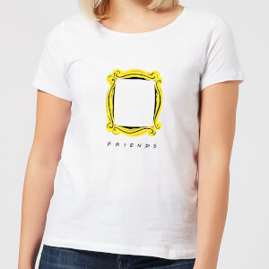 Friends Frame Women's T-Shirt - White