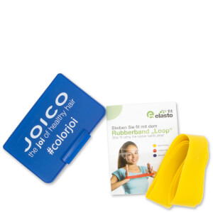 Joico Elsato Fit - Stay Fit Rubber Band Loop with Case (Free Gift)