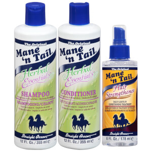 Mane 'n Tail Herbal Essentials Hair Strengthening 3 Pack Kit