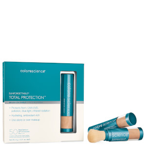 Colorescience Sunforgettable Total Protection Brush on 3 Piece Shield Set - Tan 18g