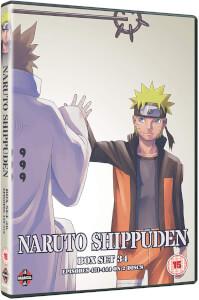 Naruto Shippuden Box 36 (Episodes 459-472)
