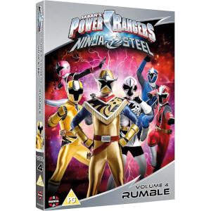 Power Rangers Ninja Steel: Rumble (Volume 4) Episodes 13-16 & Halloween