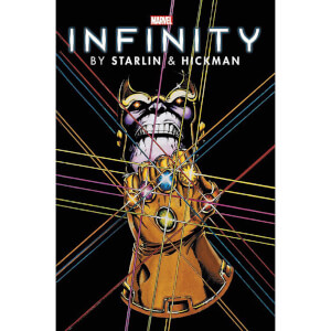 Infinity By Starlin & Hickman Graphic Novel Omnibus (Hardback)