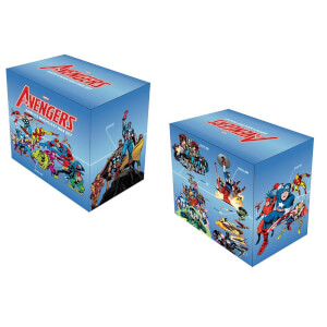 Avengers: Earth's Mightiest Graphic Novel Box Set (Hardback)