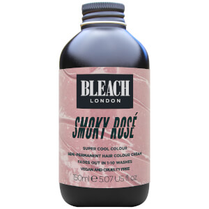 BLEACH LONDON Super Cool Colour - Smoky Rosé 150ml
