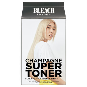 BLEACH LONDON Champagne Super Toner Kit