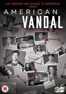 American Vandal Season 1 Set