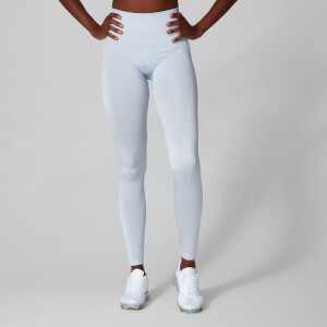 MP Metallic Shape Seamless Leggings - Sleet