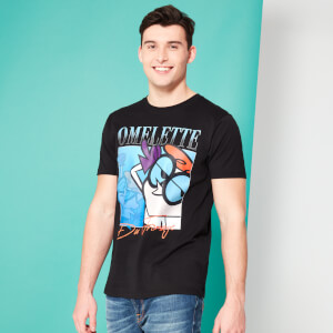 Camiseta Spin-Off Cartoon Network El Laboratorio de Dexter 90's Photoshoot - Negro