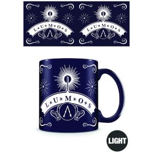 Harry Potter (Lumos) Glow in the Dark Mug