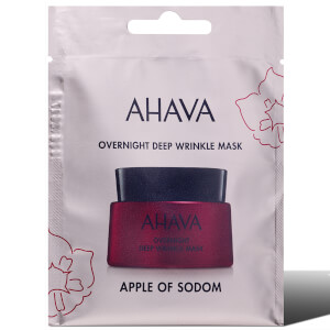 AHAVA Single Use Overnight Deep Wrinkle Mask 6ml
