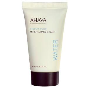 AHAVA Mineral Hand Cream 40ml (Free Gift)