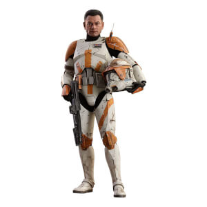 Hot Toys Star Wars Episode III Movie Masterpiece Action Figure 1/6 Commander Cody 30 cm