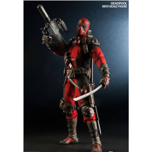 Figurine Sideshow à collectionner – Marvel – Deadpool – 30 cm, échelle 1/6