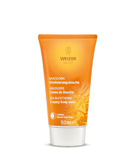 Weleda Seabuckthorn Body Wash 50ml (Free Gift)