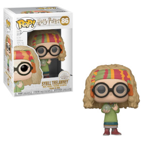 Harry Potter Professor Sybill Trelawney Funko Pop! Figuur