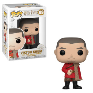 Figurine Pop! Viktor Krum Bal de Noël Harry Potter