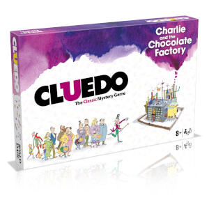 Cluedo - Charlie and the Chocolate Factory Edition