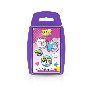 Top Trumps Card Game - Pikmi Pops Edition