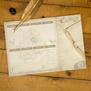 Hogwarts Desk Planner