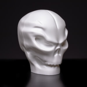 Call of Duty Skull Shaped Light