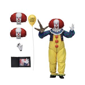 Action Figure di IT, versione definitiva 2 (film del 1990) 18 cm circa, NECA