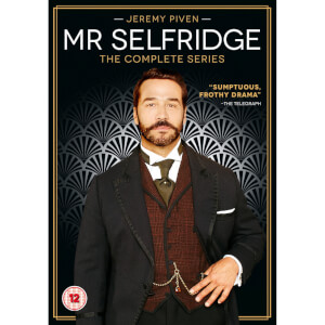 Mr Selfridge - The Complete Series