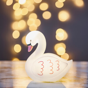 Sass & Belle Freya Swan Night Light