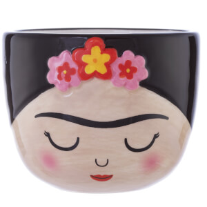 Sass & Belle Viva La Frida Fiesta Mini Planter
